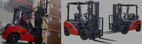 TAILIFT NEW  Z-SERIES FORKLIFT
