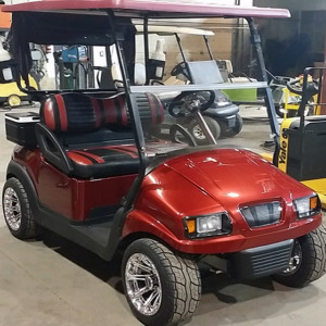 Customized-Cart-Red