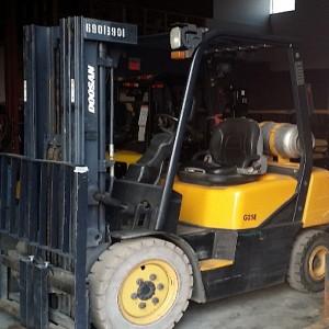 Doosan-LPG-Forklift