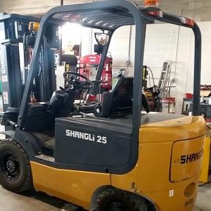 Shangli-LPG-Forklift